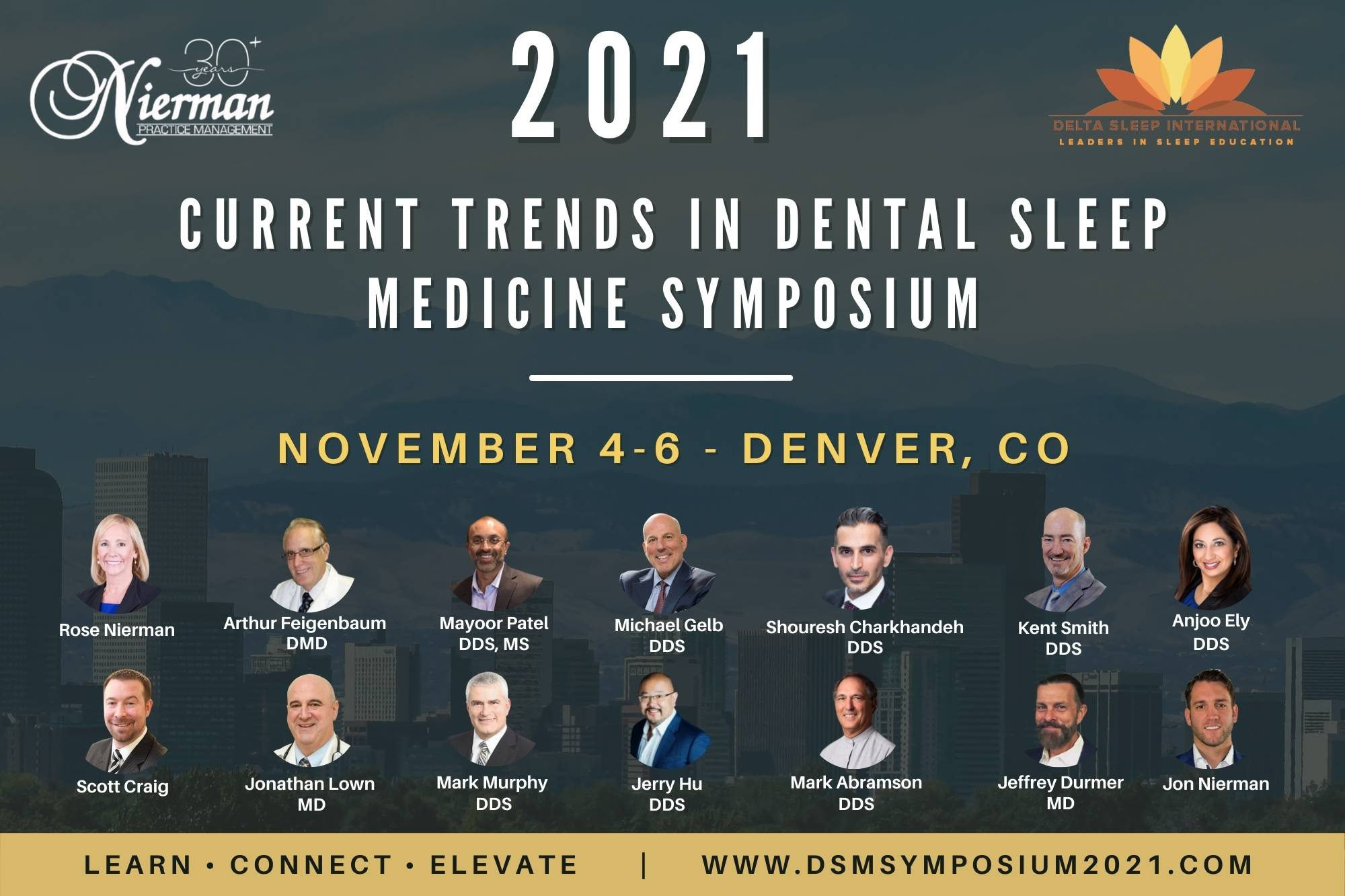2021 Current Trends in Dental Sleep Symposium