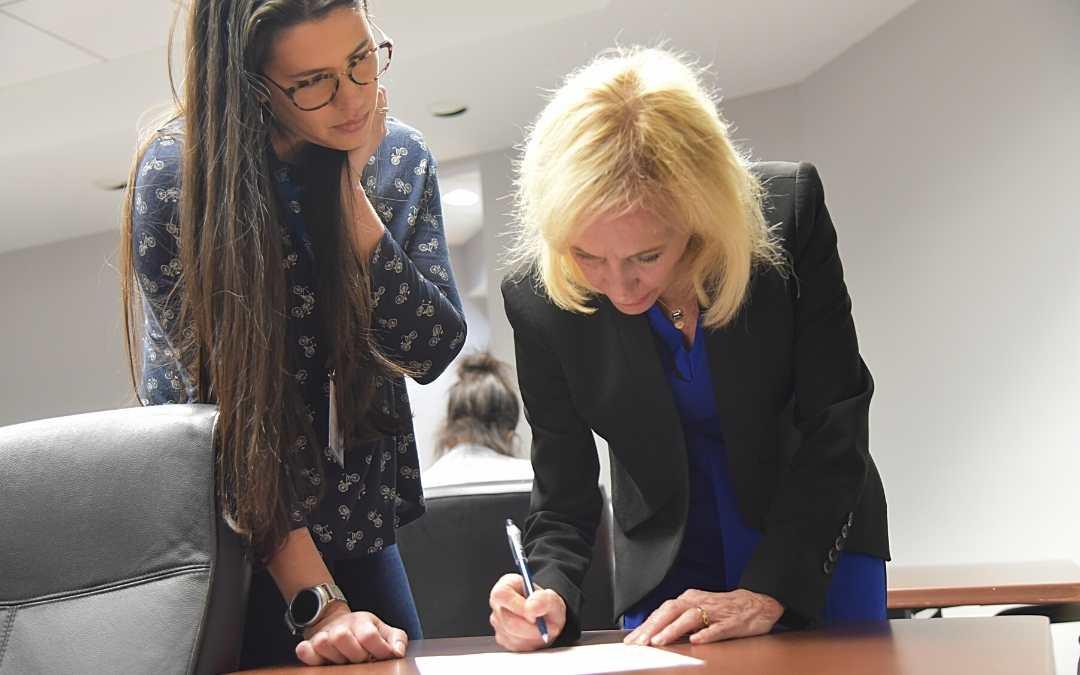 Rose Nierman helping dentist understand 2021 Medical Billing Updates