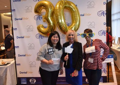 Rose Nierman and attendees at the DentalWriter User Conference