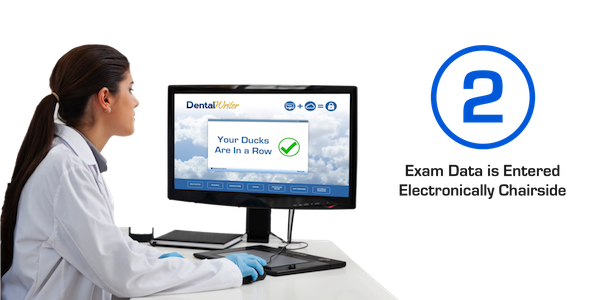 DentalWriter Dental Software for Sleep Apnea, TMJ, Oral Surgeries Exam for Medical Billing & SOAP Reports
