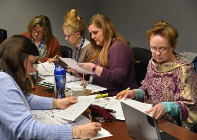 Cross-Coding Attendees at a Medical Billing/Cross-Coding CE Course