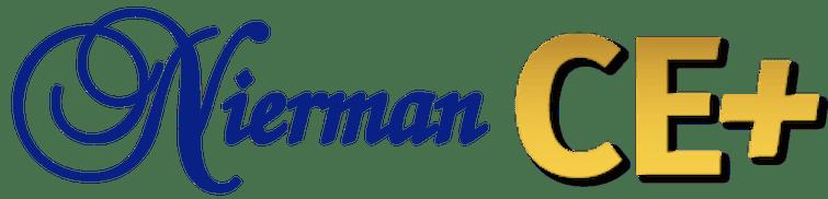 Nierman CE+ Logo