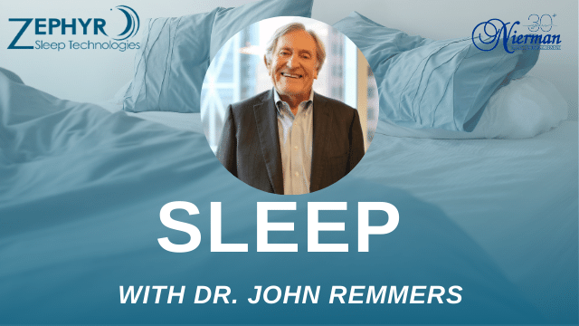 Dr. John Remmers Online Course for Dental Sleep Medicine, OSA and Sleep Apnea