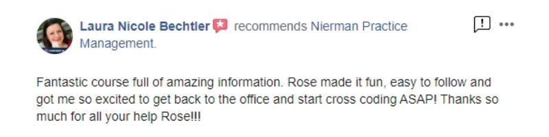 Cross Coding Review NiermanPM
