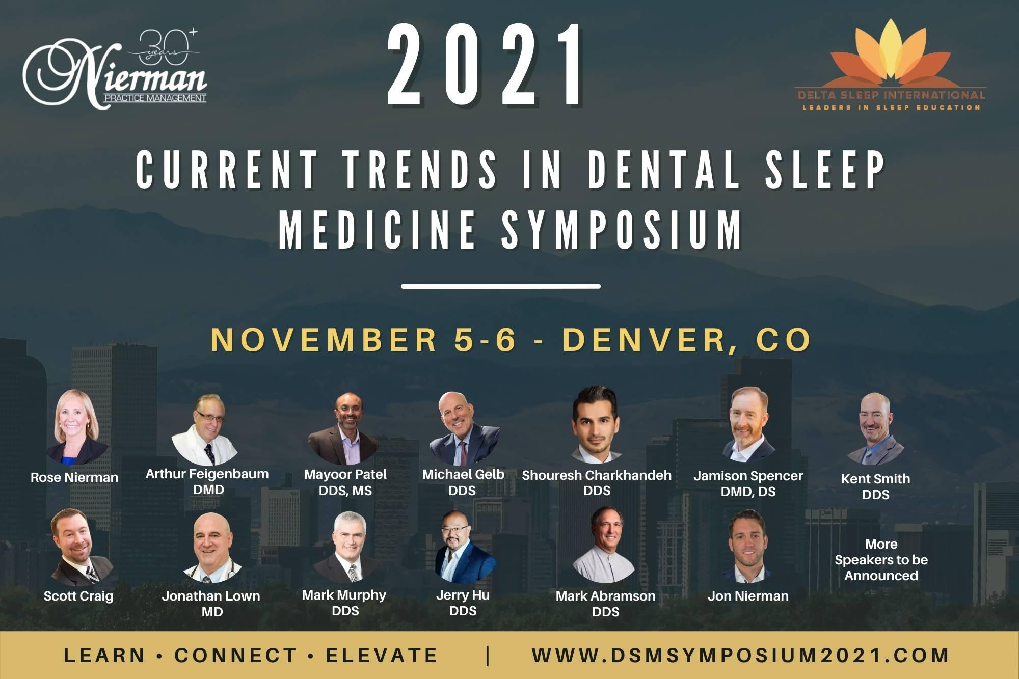 Current Trends in Dental Sleep Medicine Symposium