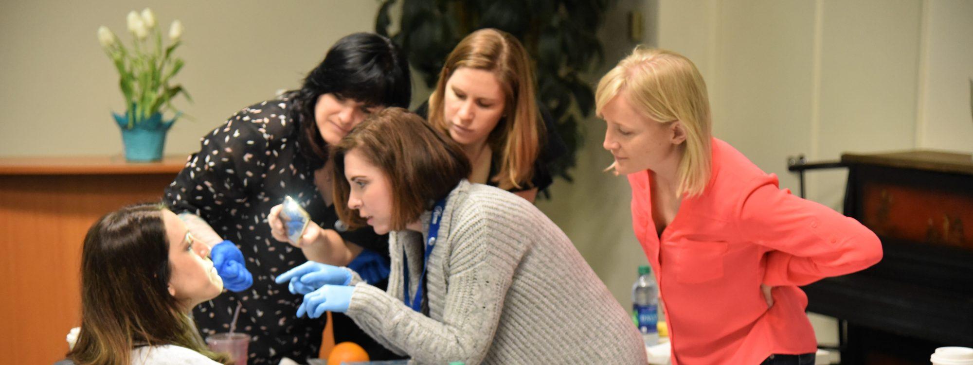 Screening for obstructive sleep apnea dental practice