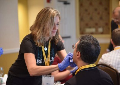 Hands-on dental sleep medicine experience during the sleep, pain, and dentalwriter conference