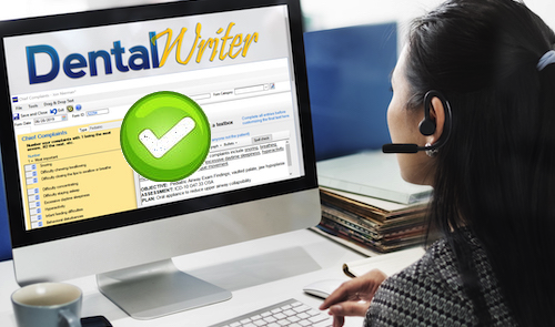 DentalWriter Dental Software and Nierman Medical Billing Service for Dental Sleep Medicine, TMJ, Implants and Oral Surgery