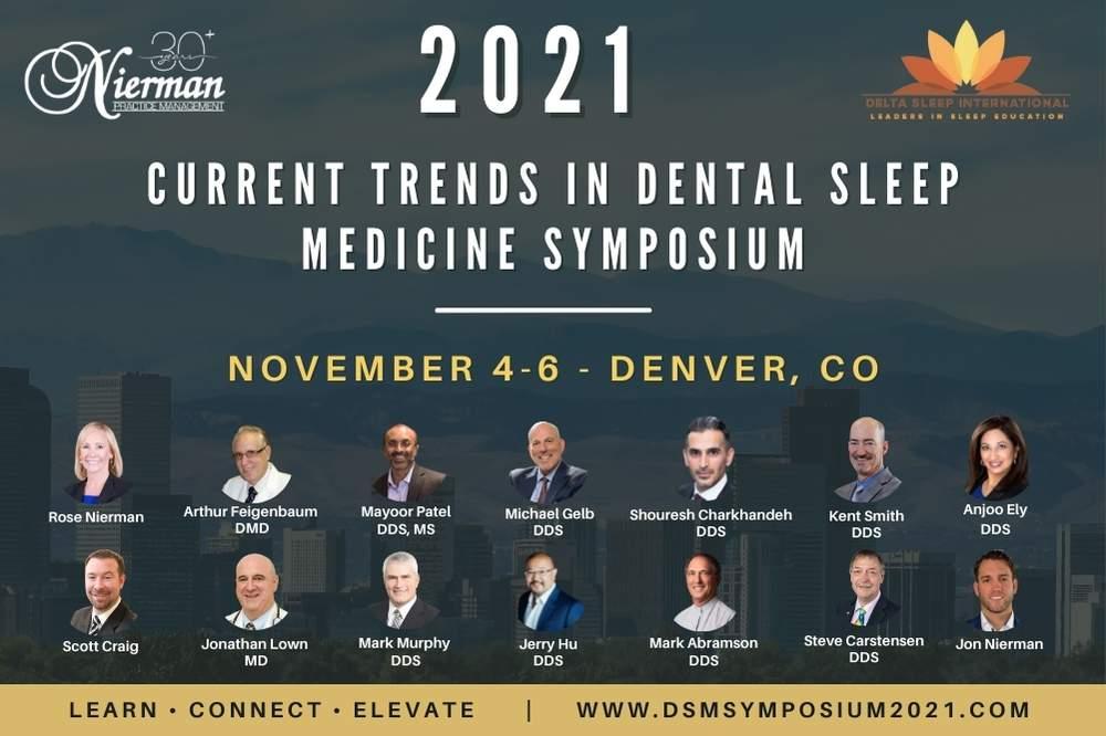 Current Trends in Dental Sleep Symposium