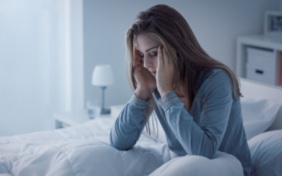 Feeling Anxious? There's A Connection Between Sleep Apnea and Anxiety