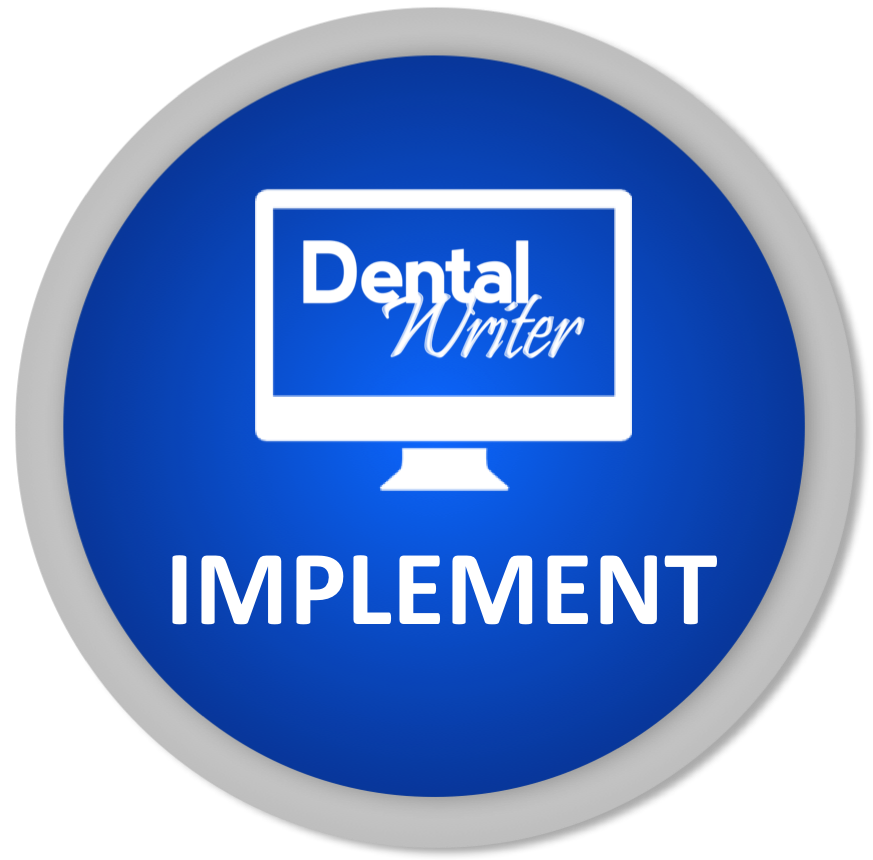 Dental Writer™ Software - TMJ & Dental Sleep Medical Billing Software