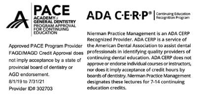 Nierman Cross-Coding ADA CERP