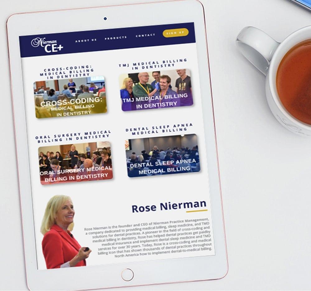 Nierman Dental to Medical Billing Online Course