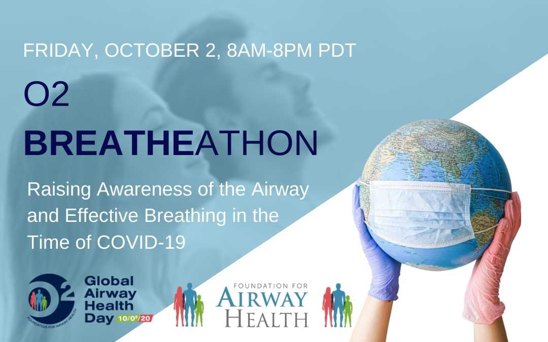 Nierman Practice Management Advocates for the Breatheathon Campaign to Increase Awareness of Oral Appliance Therapy