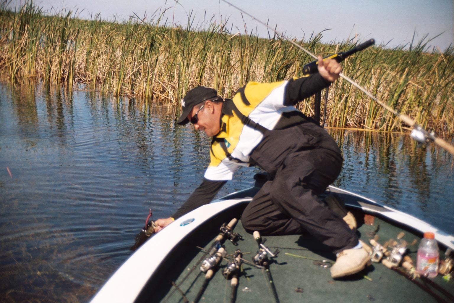 Paul Fishing