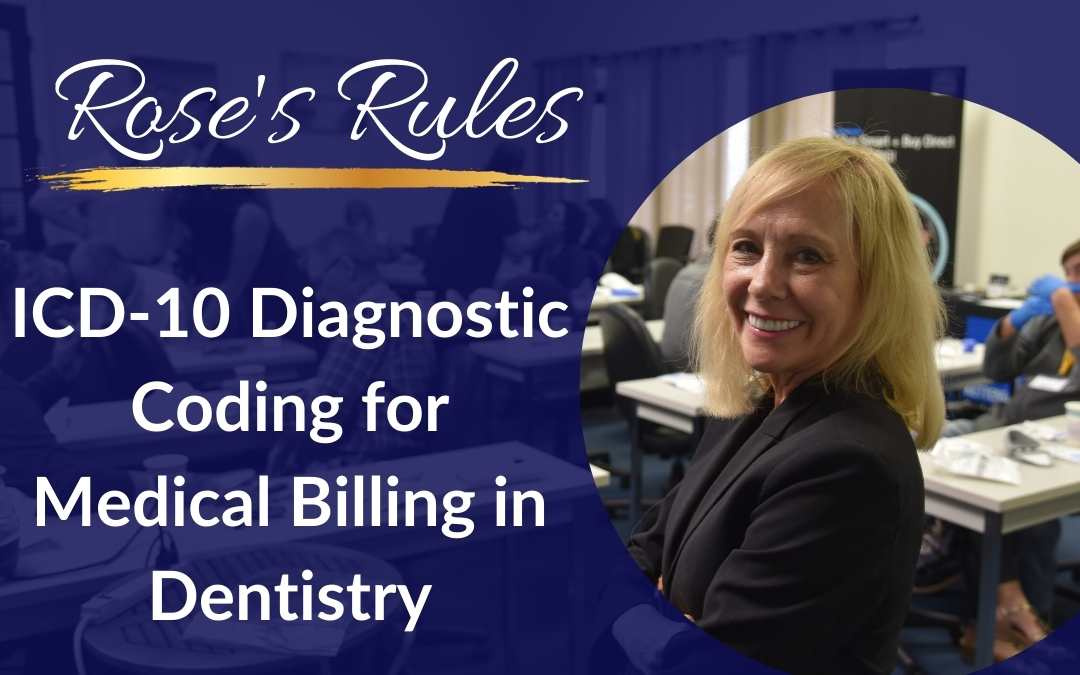 Rose Nierman ICD-10 Diagnostic Coding for Medical Billing in Dentistry