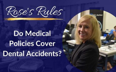Do Medical Policies Cover Dental Accidents?
