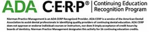 Nierman Practice Management ADA CERP