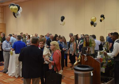 Nierman Practice Management reception during the AADSM Annual Meeting