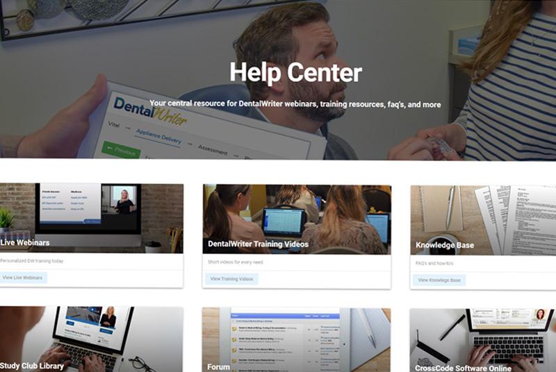 DentalWriter Help Center - dentalwriter.com