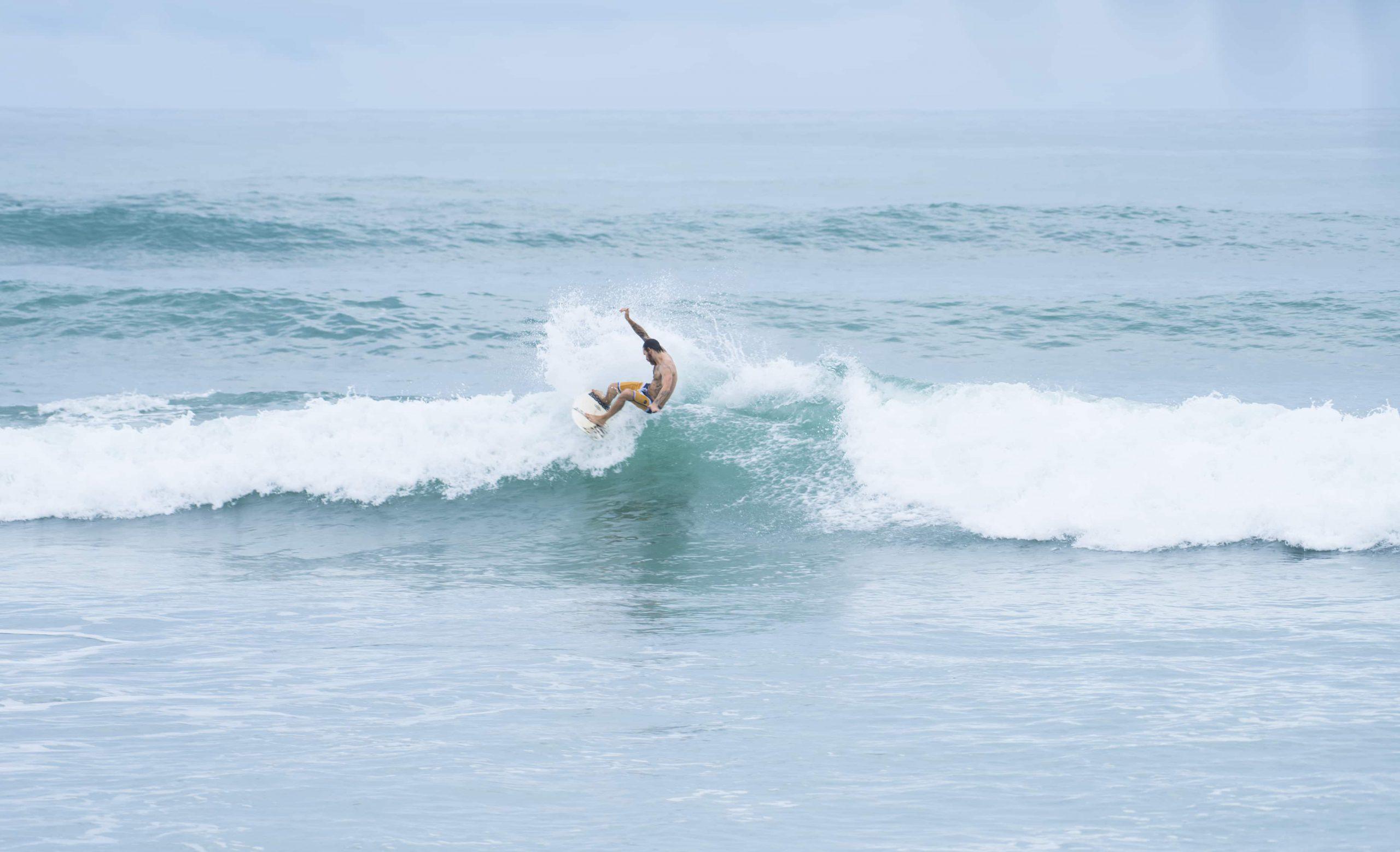 ladd surfing