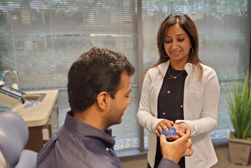 Physician referrals with DentalWriter