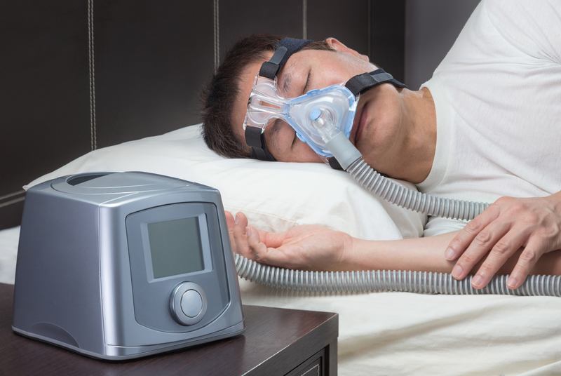 Treatment of Sleep Apnea Can Improve PTSD Symptoms