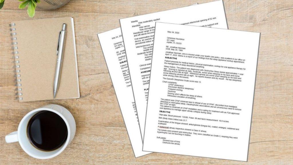 dentalwriter, soap notes,medical billing in dentistry