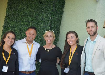 Rose and Jon Nierman with Apex Sponsors, Dental Sleep, Pain, and Dentalwriter User Conference