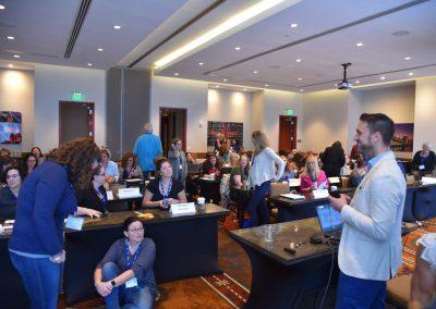 Medical Billing and Dental Sleep attendees during Nierman's DentalWriter User Conference