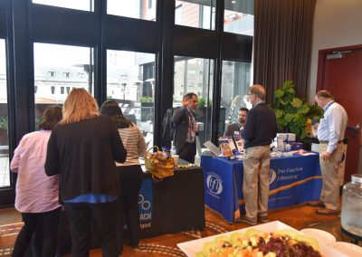 Kettenbach and True Function Labs booths DentalWriter User Conference